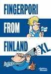 Fingerpori from Finland XL (isopokkari)